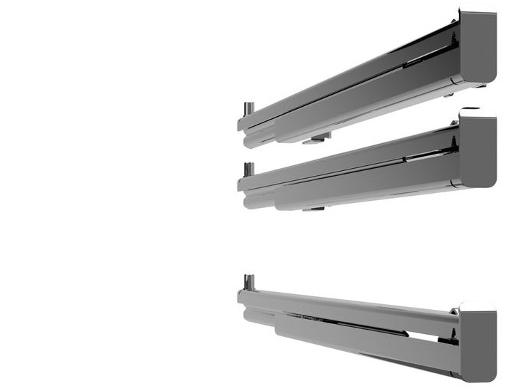 manufacturer fully extendable rails