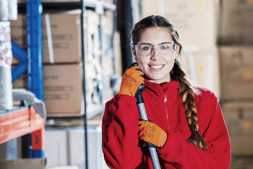 Safety and work protection