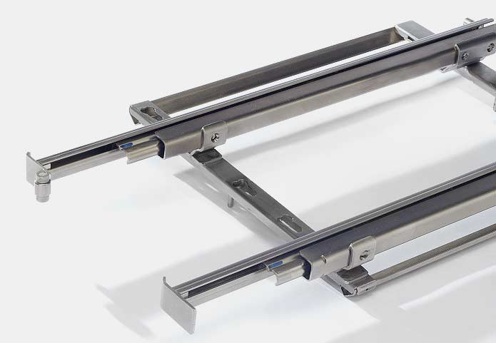 Extraction Rail systems